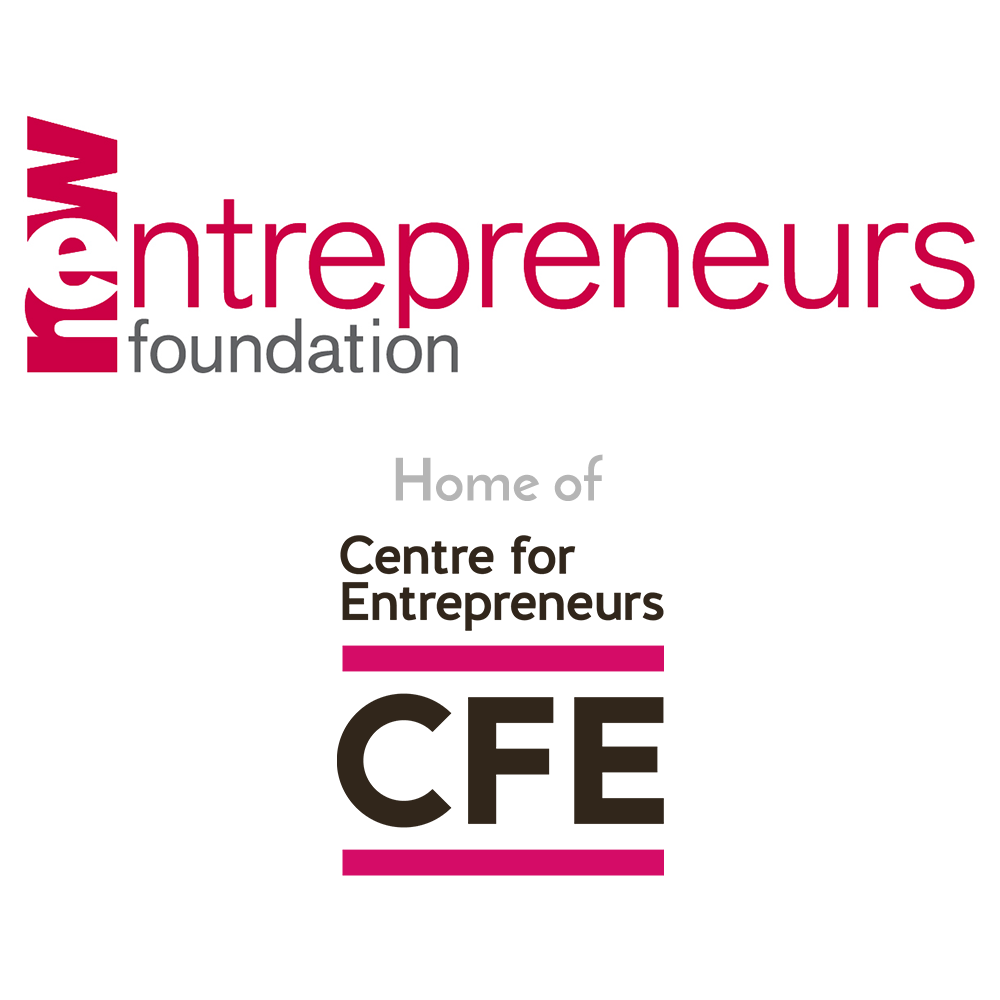 New Entrepreneurs Foundation Logo