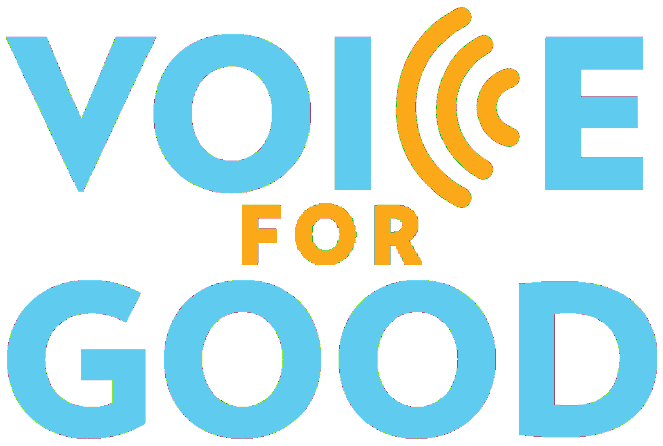 Voice for Good Logo